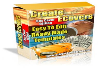 give you an automatic & easy ecover creator of your own