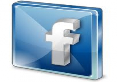 give you 3 facebook accounts with profile pictures