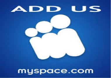 Tell You a Website Where You Can Grow Your Myspace Friends
