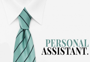 be your Personal Assistant