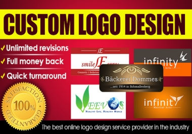 I will deSIGN High Quality Logo for your website,product,business,company, etc for