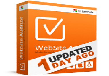 send 5 webpage report generated from Website Auditor SEO PowerSuite Enteprise