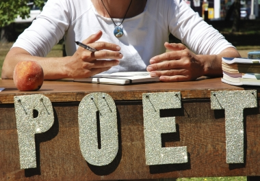 write an acrostic (poem) using the initial letters of any name you want