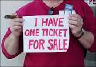 show you How To Become A Ticket Broker and make lot of money