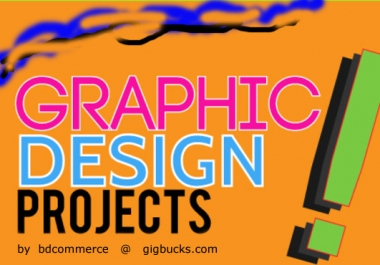 work on a Professional Graphic Design Related Project Facebook Fanpage Timeline, Business Card, Banner Upon Agreement