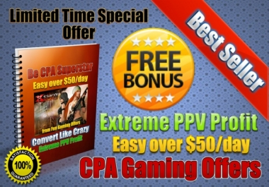 Tell You Extreme PPV Profit Cpa Method Make Over 50 dollar a Day