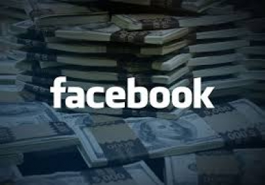 Teach You How I Make 150+ Dollars Daily From FB Without Selling Anything