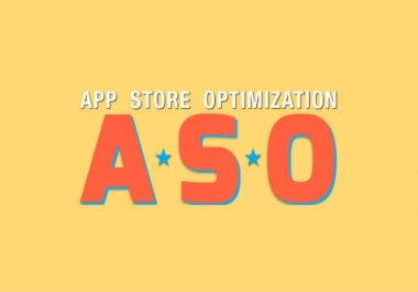 do ASO of your iPhone/iPad app to boost sales