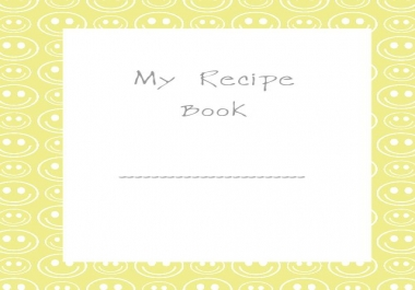send you themed recipe cards and a recipe book