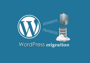 migrate your wordpress website from one host to other