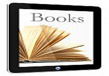 design a beautiful and professional Ebook or Kindle cover