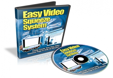 give Easy Video Squeeze System Video Series