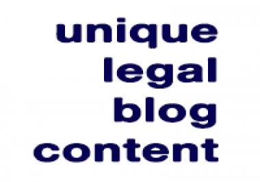 provide original content to your blog one time