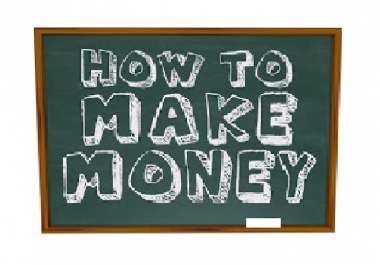 Show You 53 Ways To Make Money Online
