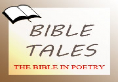 """send you my """"Bible Tales: The First Five Books in Rhyme"""" ebook"""