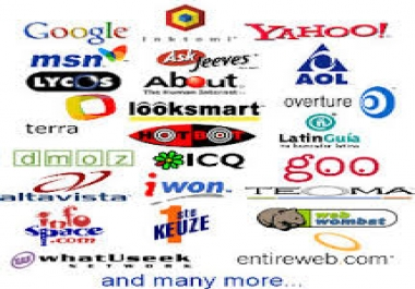 SUBMIT YOUR BLOG WEBSITE To 400 + Search Engine + Report