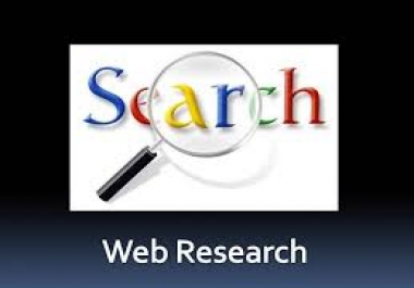 Do Web Research 4 Hours
