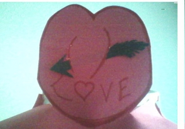 create 5 Valentine Hats for Kids
