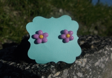 Make You A Pair of Flower Earrings