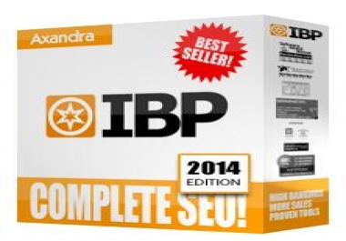 send A to Z  seo report on your website using IBP