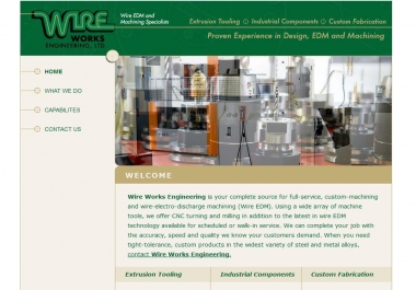 Create a website for your company or personal business