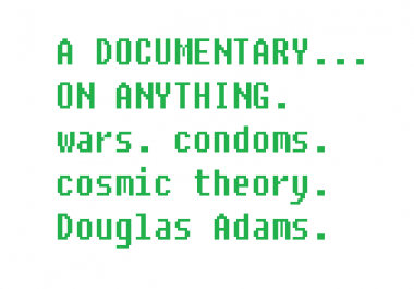 make you a documentary about ANYTHING