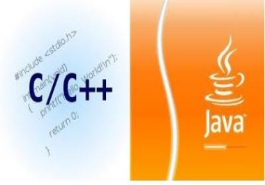 code your Java, C, C++, Algorithms or data structure assignment