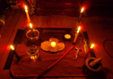 cast Very Powerful Spell to bring your EX back