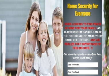 give you 1 USA DirecTV or Home Security Email Lead with Phone Number & Zip