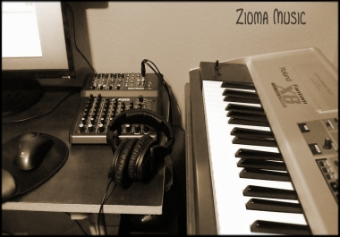 Record or Compose ANYTHING on the Piano