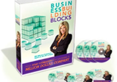 provide my notes on Ali Brown Business Building Blocks