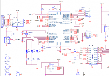 draw Electronic circuit diagram with OrCAD