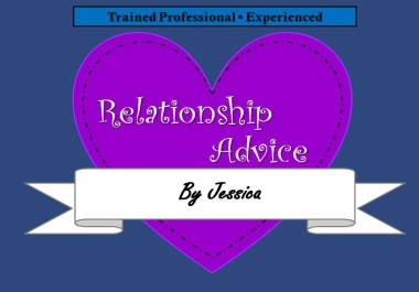 give expert relationship advice