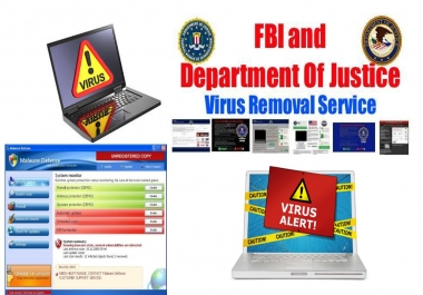 Remove virus from your computer