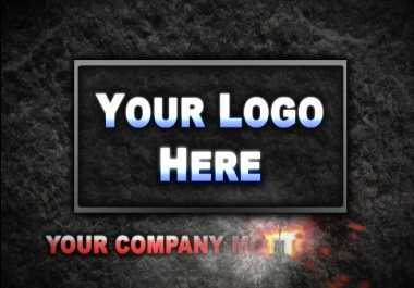 create an Amazing INTRO LOGO VIDEO FILM option for FULL HD for business