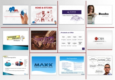 create a custom PowerPoint presentation template