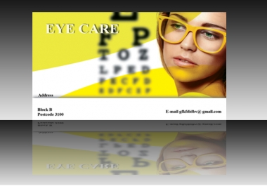 design business card with unlimited revision