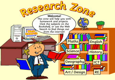 Do All Your Research Works And Projects