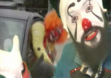 Record an Evil Clown Voice Over