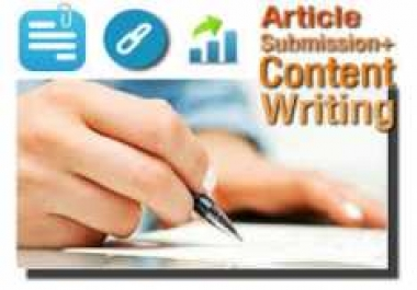 writes 2 Articles for you  400 words each on any topic