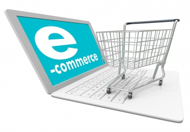 create Ecommerce Website for You