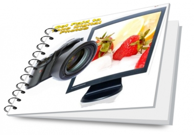 teach you how to get paid to take digital photos