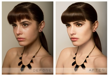 retouch 4 pictures within 24 hrs