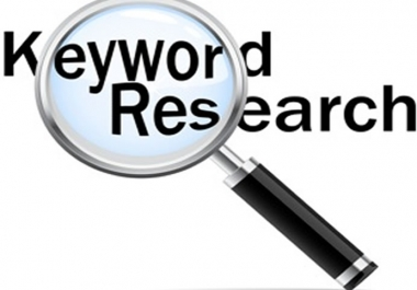 Do In Depth Keyword Research and Give You Golden Keyword, Easy to Rank ++High Traffic