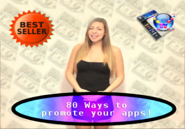 Give you 82 proven ways to promote your android apps