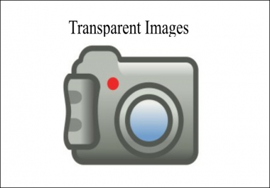 make transparent images from your images