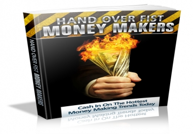 show you Cash In On The Hottest Money Making Trends Today