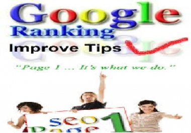 help you boost your website ranking fast by teaching you the greatest secret