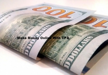 show you how to make $2000+ CPA profits using 100% FREE traffic