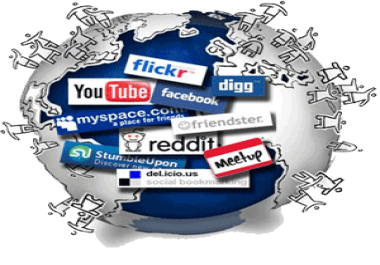 promote your site in10 plus Social Networks and boost your traffic